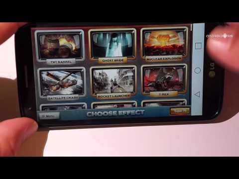 FXGuru Movie Editor, la aplicación gratuita para crear espectaculares efectos de vídeo