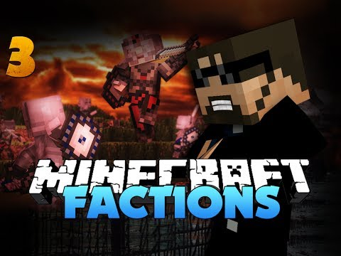 Minecraft Factions 3 - LET'S LEVEL UP