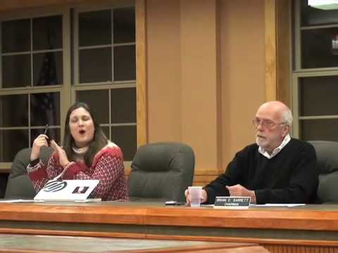 Chaos reigns at Smithfield Township supervisors meeting