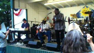 Larry McCray and Magic Slim North River Blues Fest