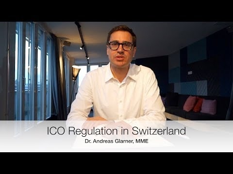 ICO Regulation in Switzerland in a Nutshell