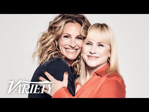 Julia Roberts & Patricia Arquette - Actors on Actors -  Conversation