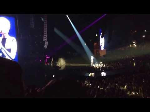Jessie J's emotional speech at Alive Tour Birmingham
