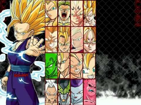 Dragon Ball Z MUGEN 2010 (BEST!) by ericu03