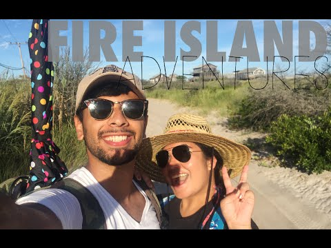 Fire Island Adventure- New York / Vlog