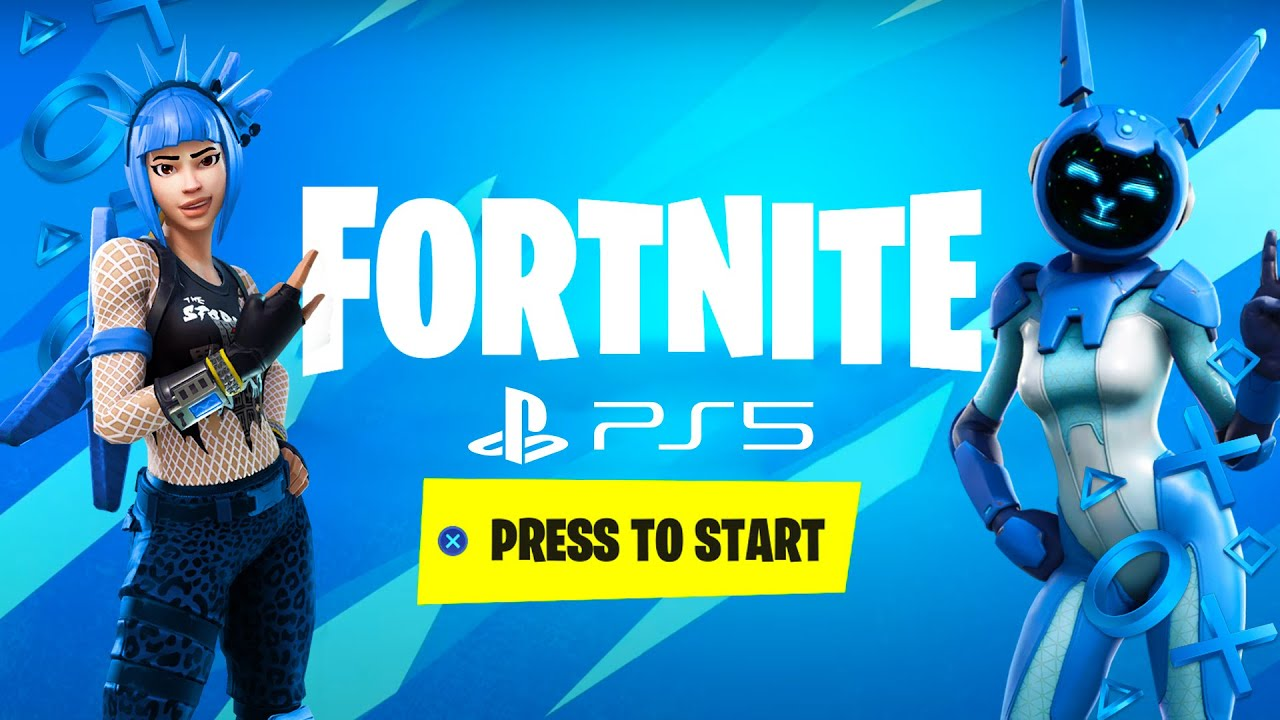 Fortnite Ps5 Gameplay Youtube Epic games has confirmed that its hugely popular battle. fortnite ps5 gameplay