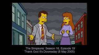 Simpsons Pridect WW3 in 2022 Exposed Everything Right Now End Of The World