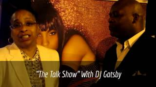 DJ Gatsby Interviews Author Wahida Clark,NeNe Capri & Chris Rocky Rose