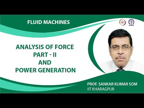 Analysis of Force Part - II and Power Generation
