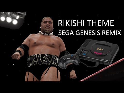 Rikishi Theme (Sega Genesis 16 bit Remix)