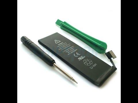 Bateria iphone al comprar