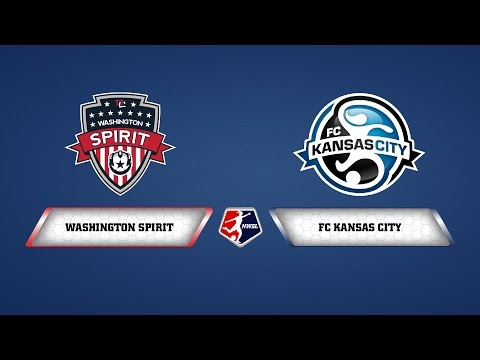 Washington Spirit vs. FC Kansas City - July 30, 2014