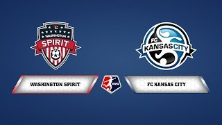 Washington Spirit vs. FC Kansas City - July 30, 2014