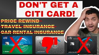 Citi REMOVES Key Benefits From ALL Credit Cards: Are Citi Cards Worth it?