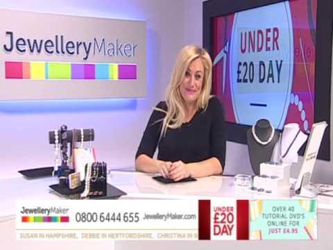 Jewellery Maker Live 30/05/2016 - 8am - 12pm