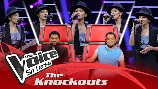 Tharushi Malisha | Mashup | Survivor | I Will Survive | The Knockouts | The Voice Sri Lanka Thumbnail