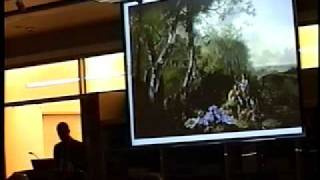 Fresno Met Museum - 4/11/09 Dutch Italianates lecture with Dr. Xavier Salomon - Part 6 of 7