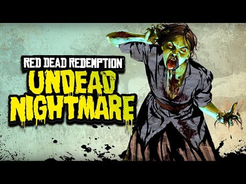 RED DEAD REDEMPTION: UNDEAD NIGHTMARE #02 ◈ Zombiehorden im Wilden Westen ◈ LIVE [GER/DEU]