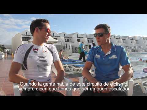 Ironman Lanzarote 2015. Bike tips by Horst Reichel