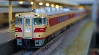 鉄道模型(Nゲージ):アトリエminamo vol.127:キハ181系  特急「しなの」