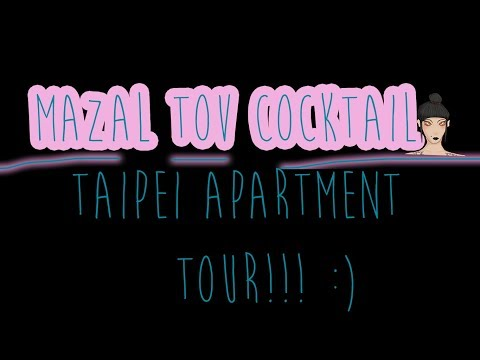 TAIPEI APARTMENT TOUR! ~ Guting station apartment !