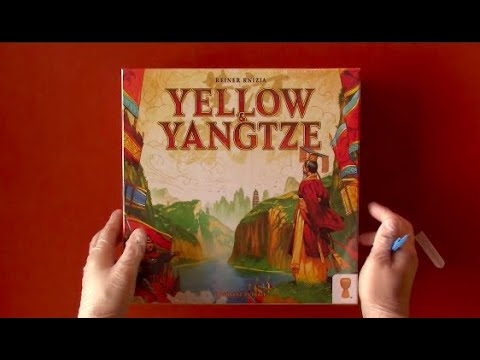 Unboxing Yellow & Yangtze
