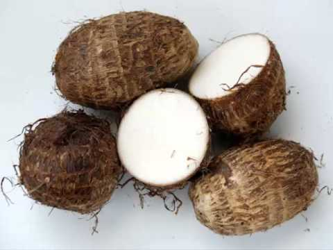 Taro Vegetable & its health Benefits