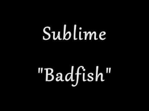 Sublime - Badfish Sub (English - Español)