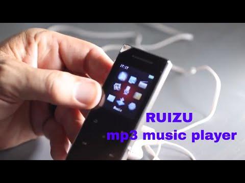 ruizu-mp3-player