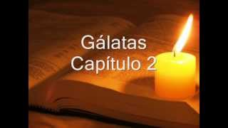 Carta del Apóstol Pablo a los Gálatas: Audio Libro completo.
