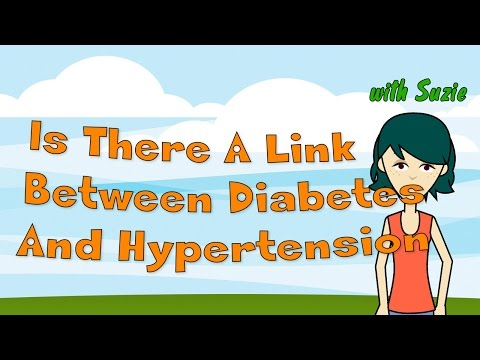 Diabetes Complications - Is There A Link Between Diabetes And Hypertension