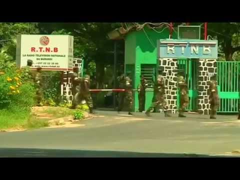 Afgambi ka dhacay dalka Burundi ,,, All-Galgaduud Media
