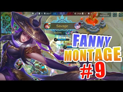 By The Fans, For The Fans | Fanny Montage #9 | Mobile Legends Bang Bang