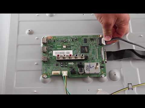 Samsung UN50EH5000 TV Board Replacement - How to Fix Your Samsung 50