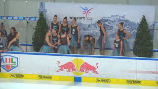 Ice Fire Junior - FS Mozart Cup 2018