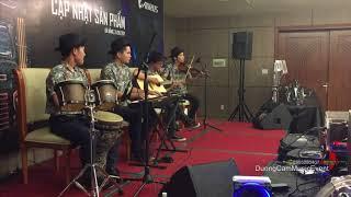 [407] Hòa tấu Acoustic Violin I Hero Band I Gamming Show (1)