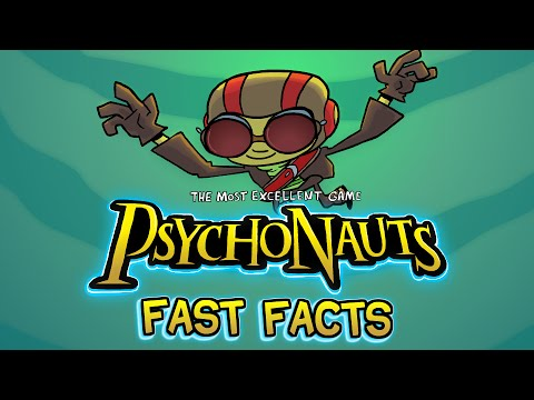Psychonauts - Fast Facts!
