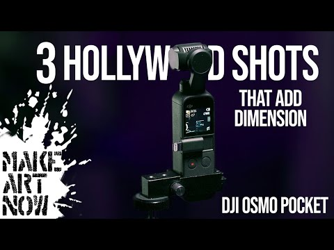Take your DJI OSMO POCKET footage to another level.