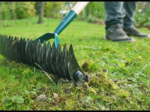 comment scarifier la pelouse doovi. Black Bedroom Furniture Sets. Home Design Ideas