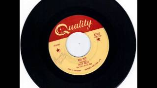 BILLY RILEY  - RED HOT -  PEARLY LEE  -  QUALITY  K1652  (CANADIAN)