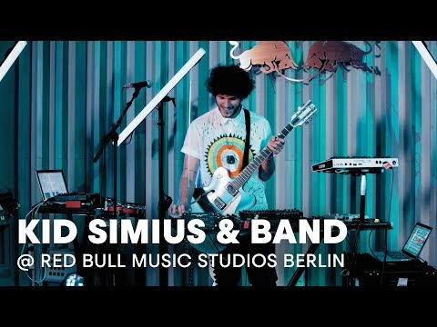 Kid Simius & Band | World Premiere | Live @ Red Bull Music Studios
