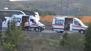 Başkent'te Konya Yolunda Art Arda İki Kaza: 4 Ölü, 24 Yaralı