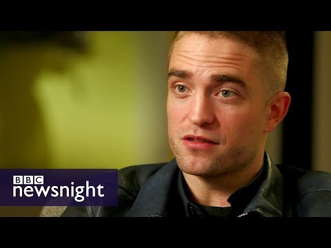 Robert Pattinson on acting, fame and his new film Good Time   BBC night