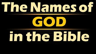 The Names of GOD in the Bible – GPS for the Jewish Soul with Rabbi Chayim Lando – Jews for Judaism