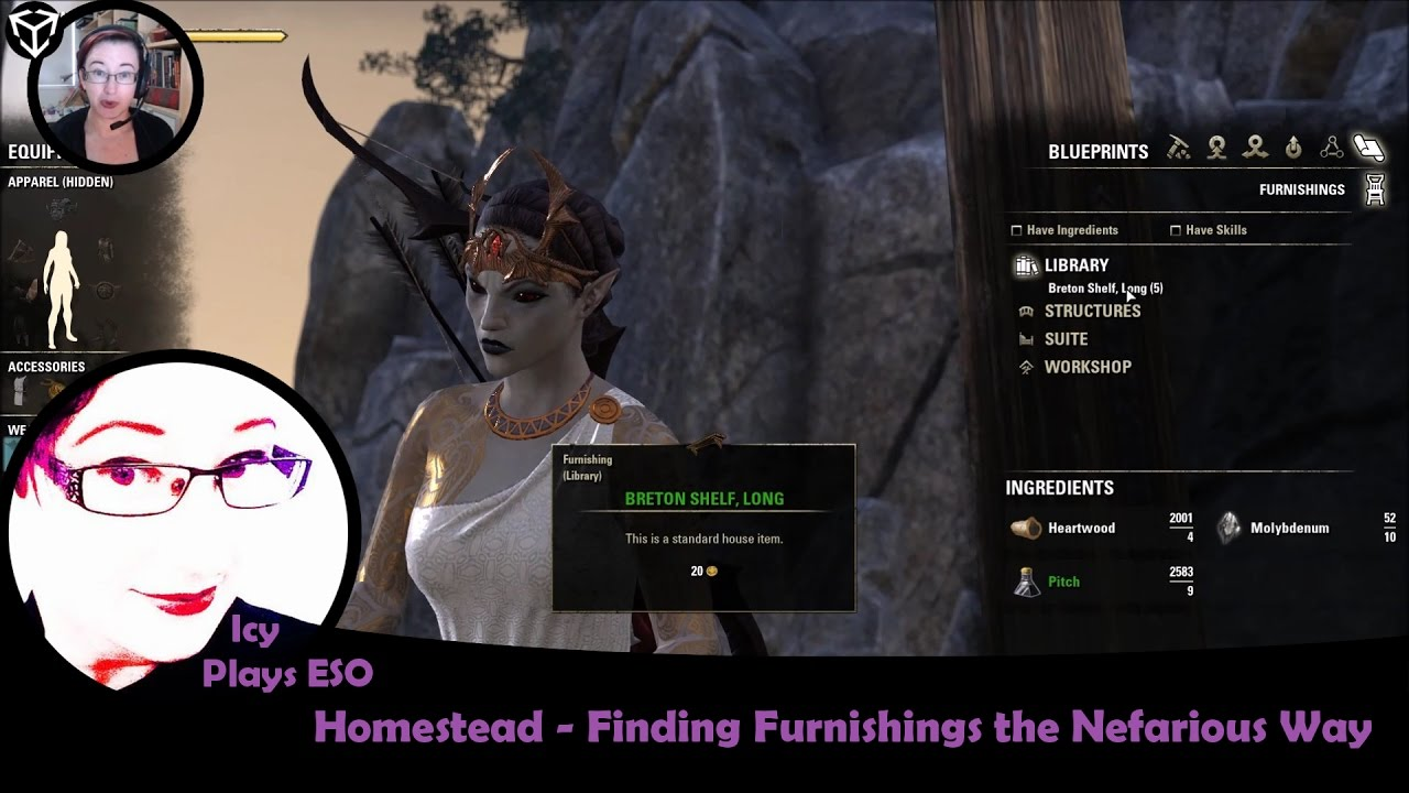 Furniture recipes by stealing and murder eso homestead icy talks furniture recipes by stealing and murder eso homestead icy talks 20170116 youtube forumfinder Images