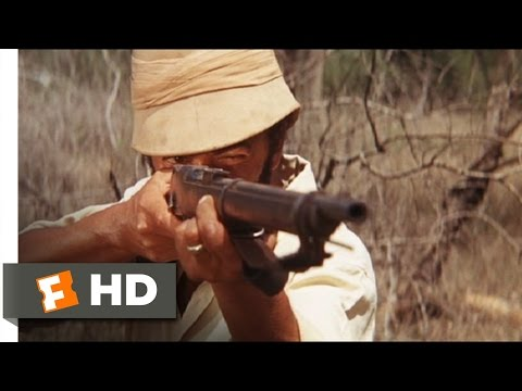 The Naked Prey (1/9) Movie CLIP – Elephant Hunting (1966) HD