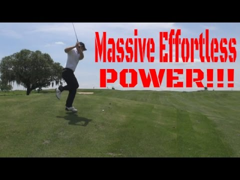 A Tension Free Golf Swing - How To Feel The Release-Golf Tips for Beginners and Advanced