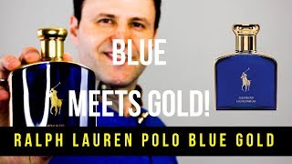 NEW RALPH LAUREN POLO Blue Gold Blend REVIEW | MAX FORTI