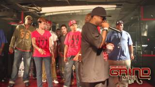 TRIPLE 777 CLIC performing  I DO #'S at Deja Vu