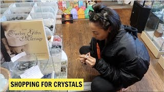 Come Crystal Shopping With Me | CRYSTAL HAUL